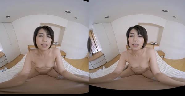 加藤えま VR動画 カリビアンコム