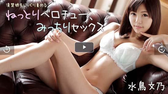 水鳥文乃 HEYZO おすすめ動画