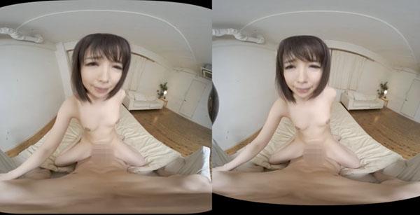 高山ちさと カリビアンコム VR動画 ガニ股