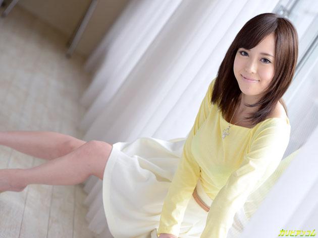 山手栞 カリビアンコム プロフィール写真